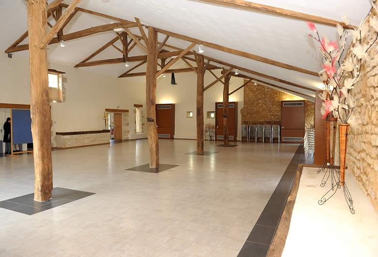 location salle 86