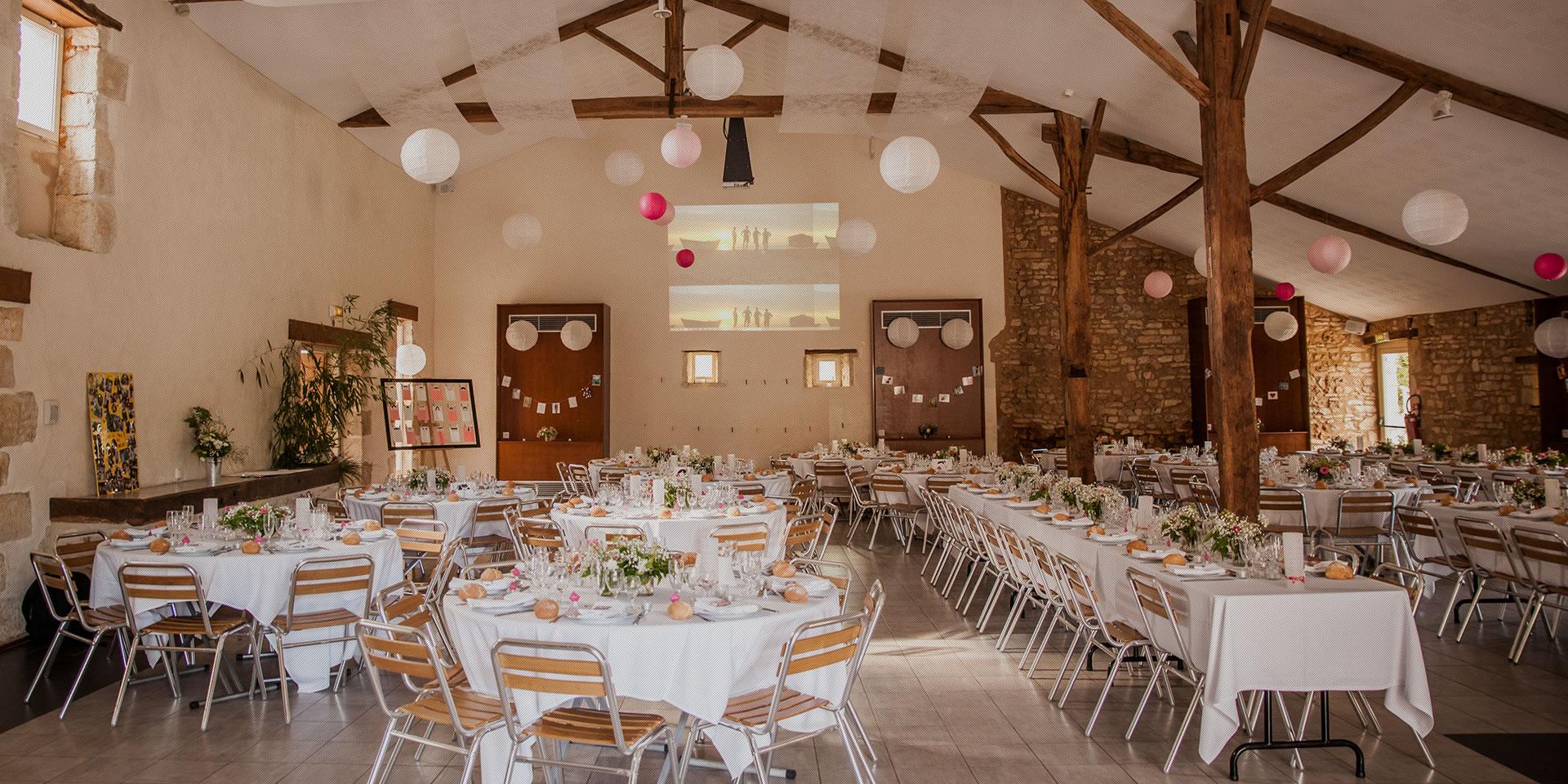 Location Salle De Mariage En Poitou Charentes 79 Et 86 Deux